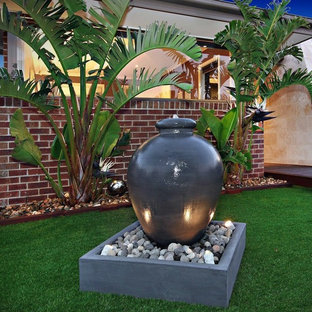 Simple Front Yard Landscaping Houzz