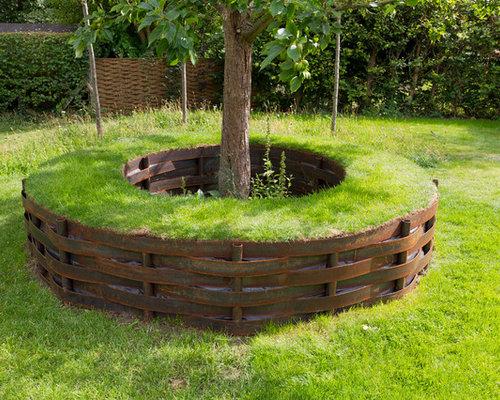 Suburban garden home design ideas pictures remodel and decor for Suburban garden design ideas