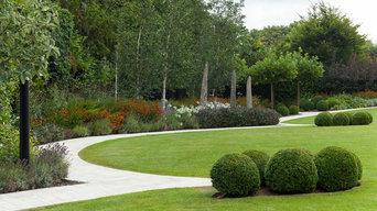 Raine Garden Design - Birds Hill Project