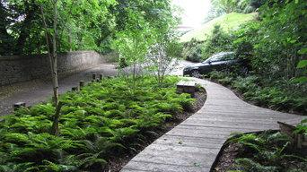 Ramsbottom garden