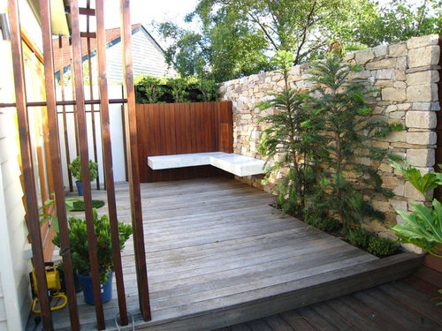 Don Unstained Decks Rot Houzz