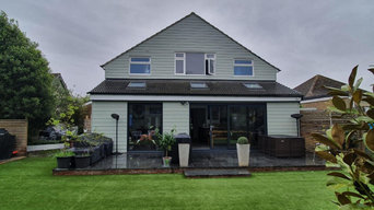 Rear Extension & Landscaping