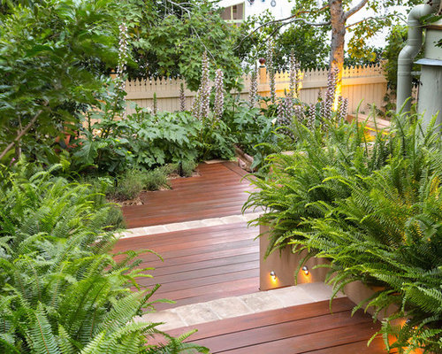 Mediterranean brisbane landscape ideas designs remodels for Courtyard landscaping brisbane