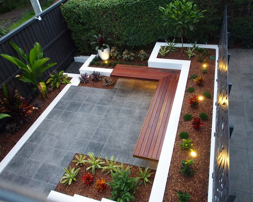 Small brisbane garden design ideas renovations photos for Queensland garden design