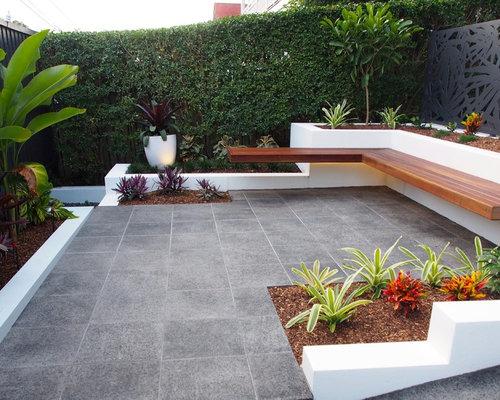 Foto e idee per giardini giardino moderno brisbane for Idee giardino moderno