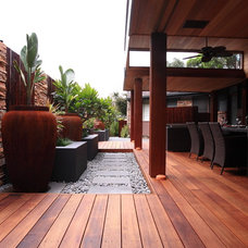 Tropical Landscape by Fuse Landscape Design