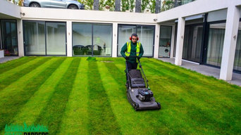 Residential garden maintenance in Mayfair