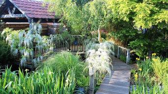 Residential Rear Garden