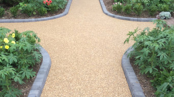 Resin Bound Landscaping