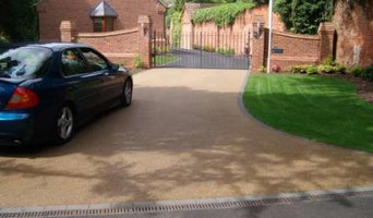 Resin Bound surfacing Driveways, resin bound paving images,  Calver, Baslow