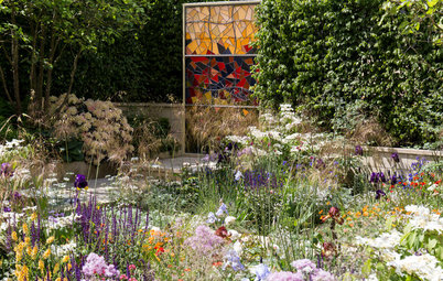 Garden Tour: A Garden to Celebrate Yorkshire's Heritage and Landscape