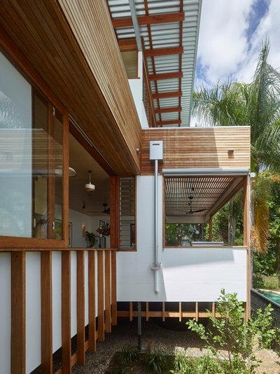 Contemporary Garden by Arcke Pty Ltd