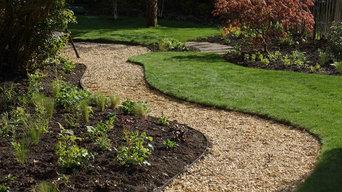 Rural Hertfordshire garden