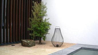 Saffire Coles Bay - Courtyards