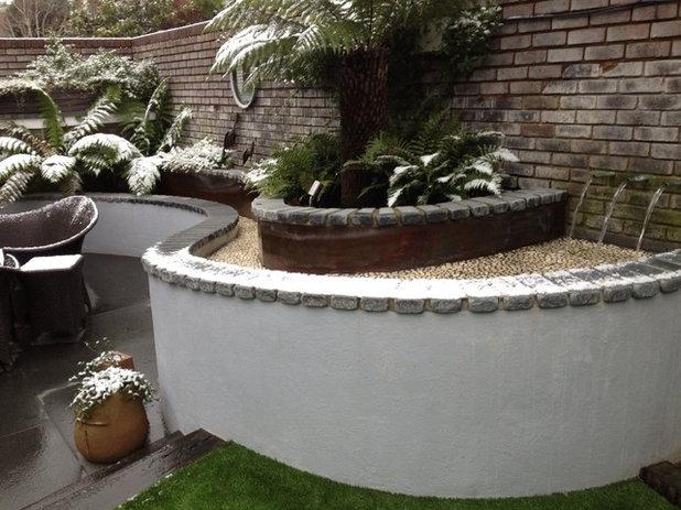 Contemporary Garden by Natures Balance
