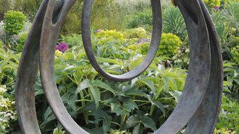 Sculpture for the Garden - 'Circular Form' Lucy Lutyens