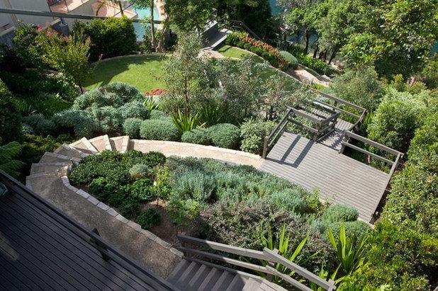 Модернизм Сад by Secret Gardens