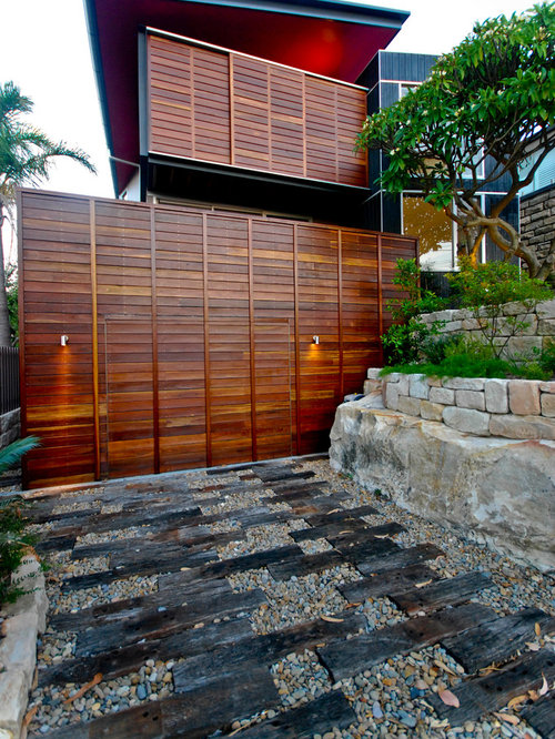Driveway Home Design Ideas, Pictures, Remodel And Decor