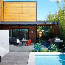 Tropical Landscape by Designhunter