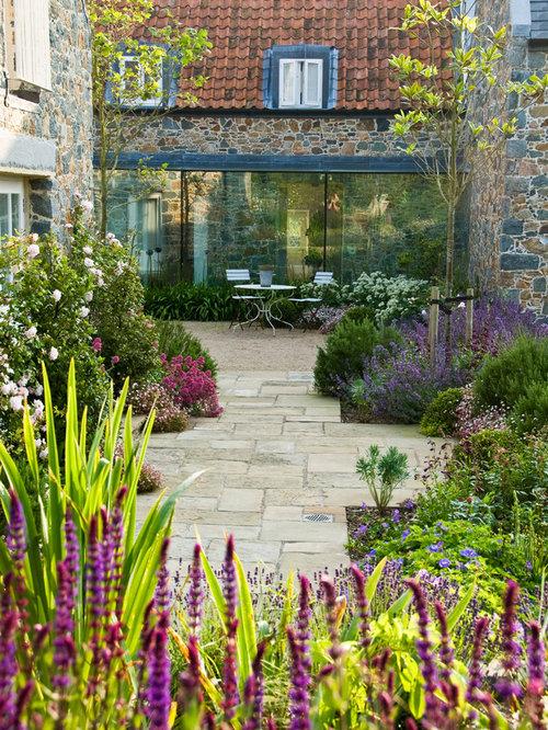 20k mediterranean garden design ideas remodel pictures for Garden design ideas mediterranean