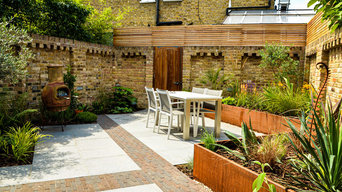 Sheen Contemporary Garden