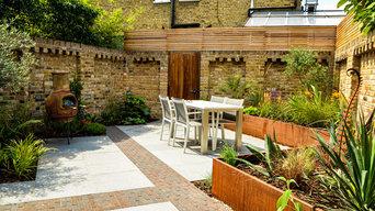Sheen Contemporary Garden