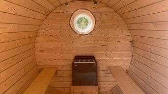 Shire in Glanmire (Hobbit House Sauna)