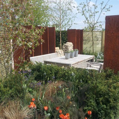 show garden harrogate spring flower show 2014 - Garden Design Knaresborough