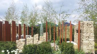 Show Garden - Harrogate Spring Flower Show 2014