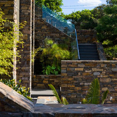 Contemporary Landscape by Slater Architects