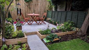 Small Garden Design and Build