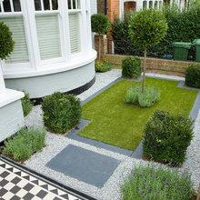small garden / front garden