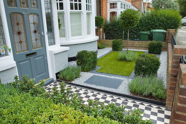 Contemporaneo Giardino by The Garden Builders