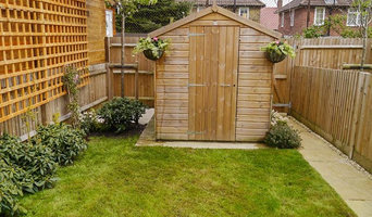 Small garden makeover project in Bristol