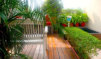 Small garden on Terrace