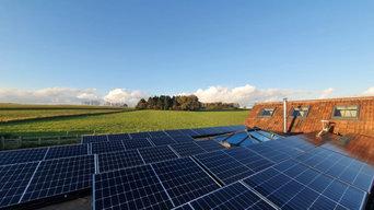 Solar Panels & Battery Storage