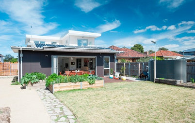 Houzz Tour: An Energy-Efficient Home for 3 Generations