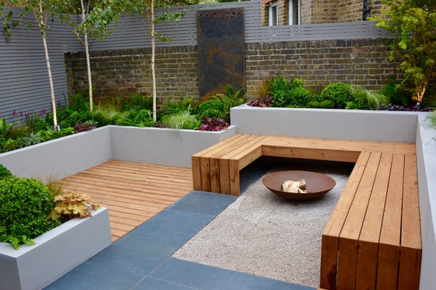 Garden by Tom Howard Garden Design and Landscaping