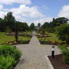 Traditional Landscape by Kevin Cooper Garden Design