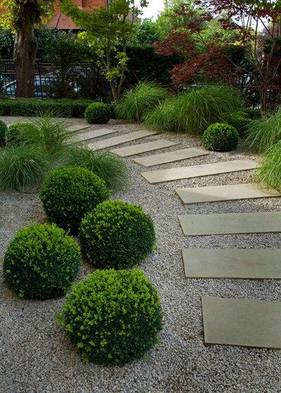 9 conseils de pro pour utiliser les graviers dans votre jardin - Gravier jardin castorama ...