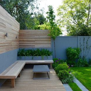 75 Most Popular Garden with Decking Design Ideas for 2019 ... on Back Garden Decking Ideas id=56692