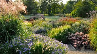 Suffolk Manor Garden