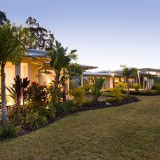 Tropical Landscape by SBT Designs