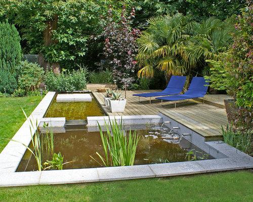 Rectangular Pond Houzz