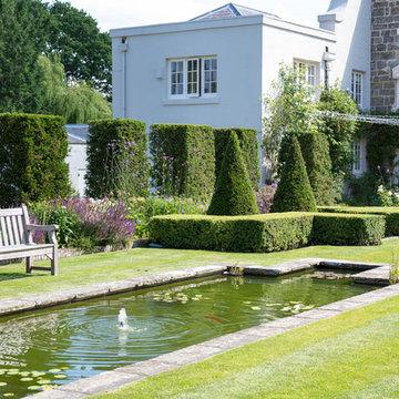 Sussex Estate Garden