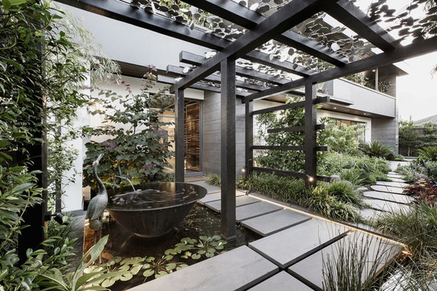 Industrial Garden by Digital Photography Inhouse