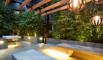 The Bamboo Courtyard