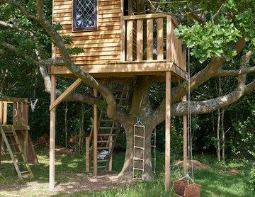 The children's tree house