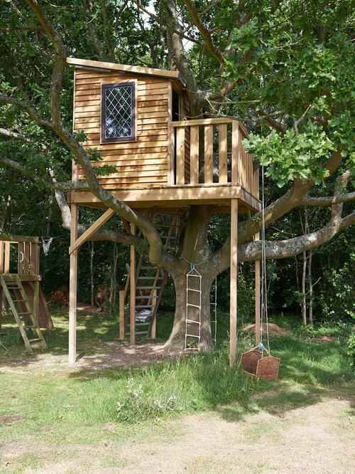 Inside Kids Tree Houses