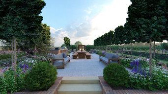 The Farmhouse Estate Garden
